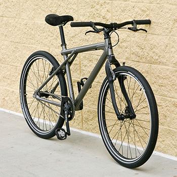 GT Single-Speed City Bike