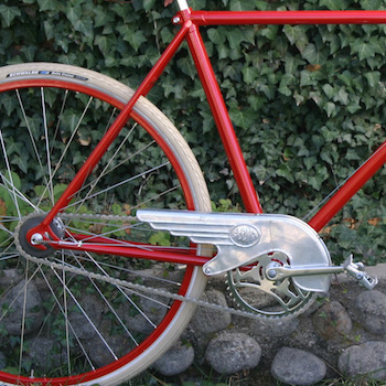 Red Racer 3-Speed Bicycle