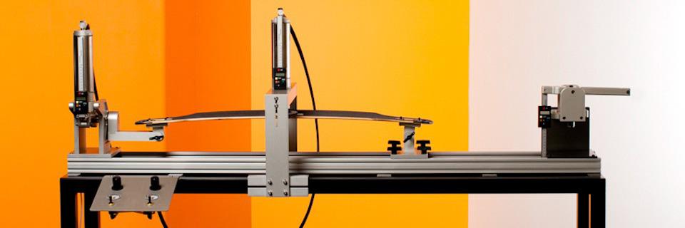 Flex and Torsion Testing Machine