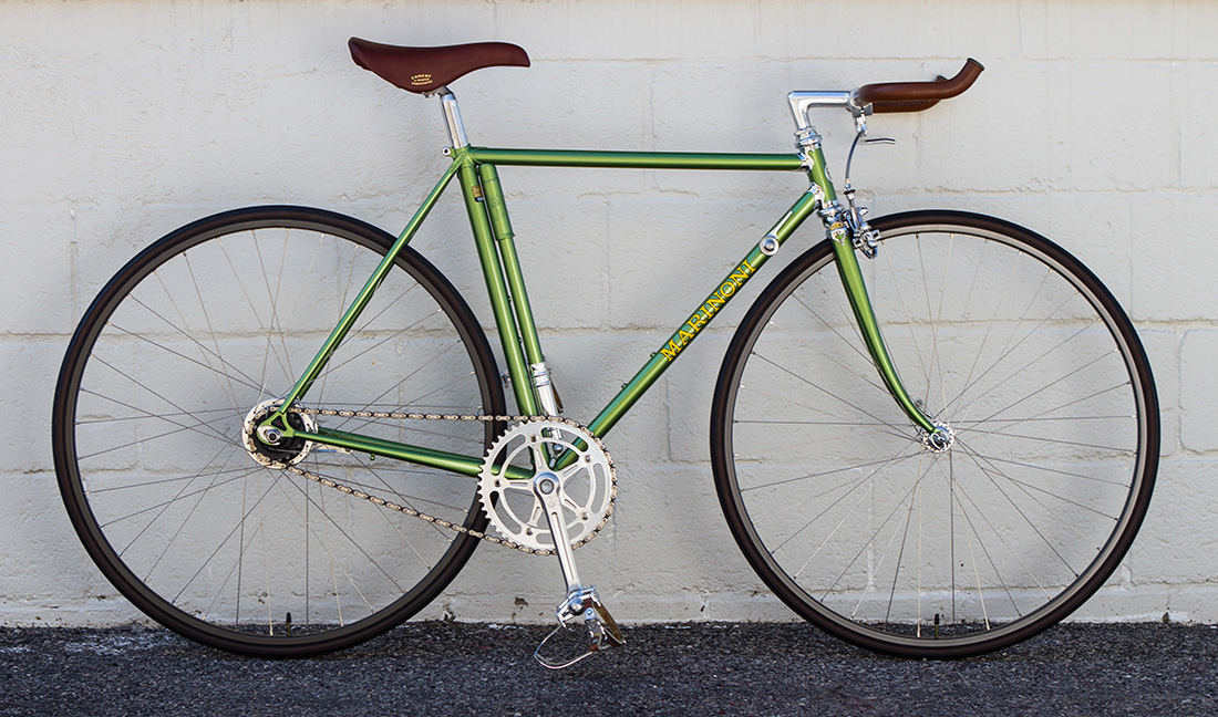 Green Marinoni Bicycle